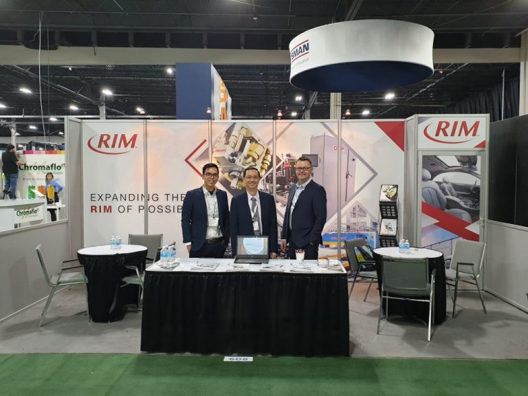 NORTH AMERICA FOAM EXPO 2019: RIM Polymers in the USA
