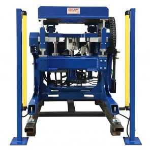 GMA-Star Project Highlights: Hydraulic Steering Wheel Mould Carrier